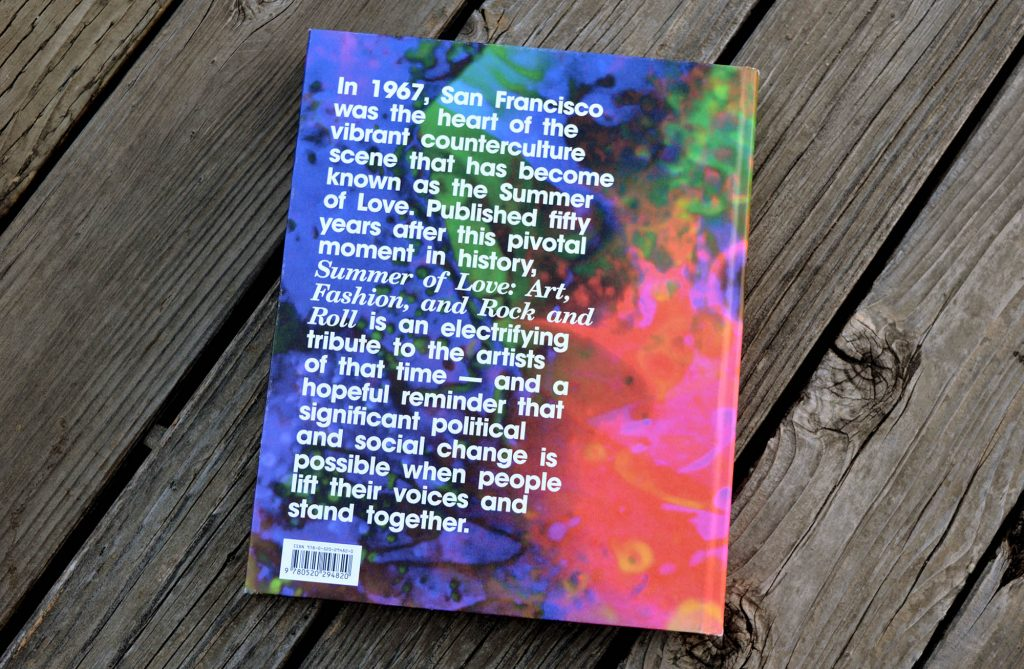 SUMMER OF LOVE CATALOGUE. Bill Ham Light Painting/Light Show still image edited by emi.
