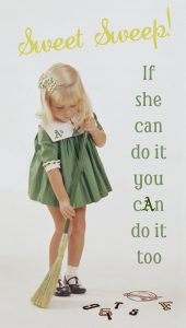 If she can do it you can do it too - Oakland Athletics