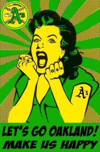 Make Us Happy - Oakland Athletics
